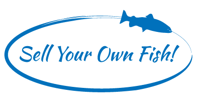 Sell Your Own Fish Retina Logo